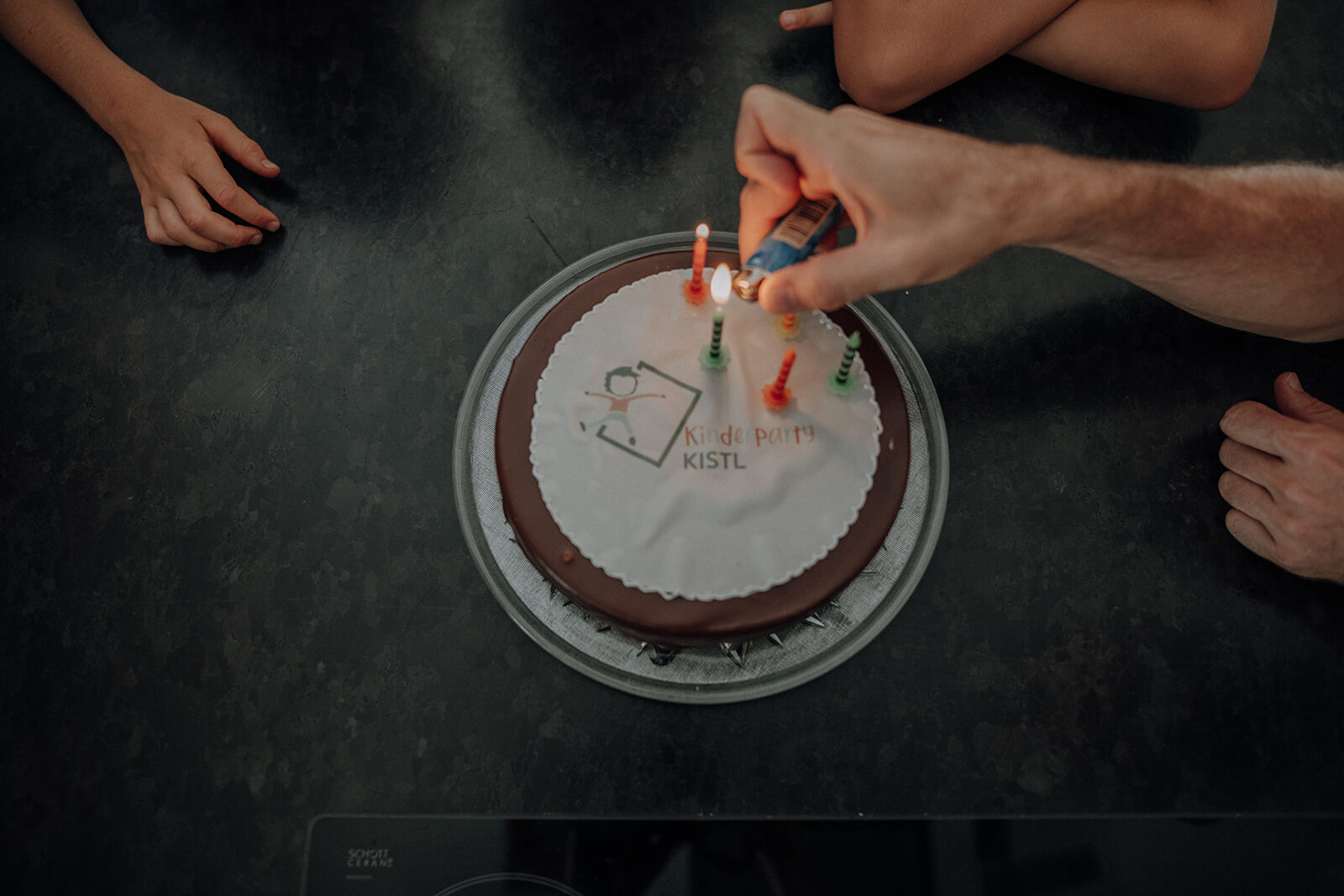 Geburtstagsrorte
